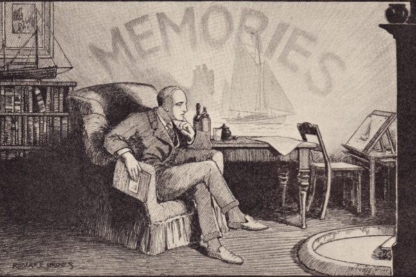 'Memories' by Robert E. Groves
