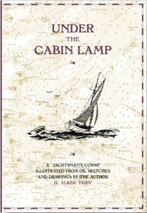 'Under the cabin lamp' H. Alker Tripp